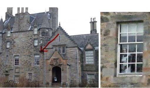 Edinburgh's Lauriston Castle l