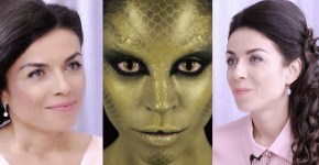Ukraine host believed to be reptilian