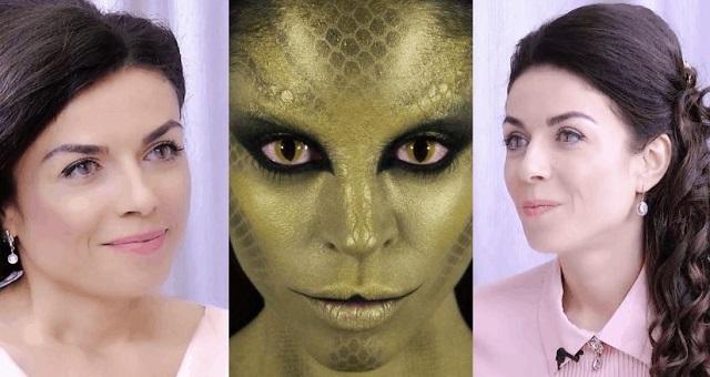 Ukraine host believed to be reptilian