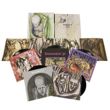 Dinosaur Jr. 7″ Box Set for Record Store Day