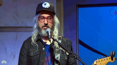 J Mascis Night 2 on the Late Show with Seth Meyers