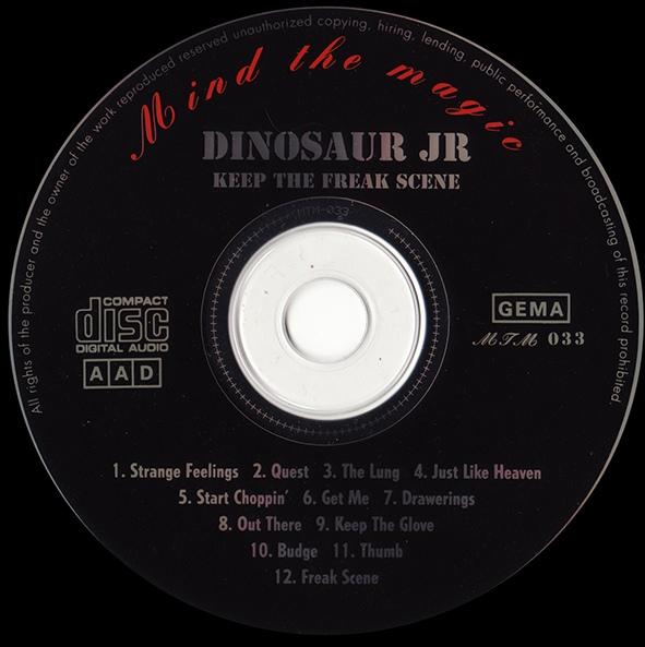 Dinosaur Jr - Keep The Freak Scene - Bootleg