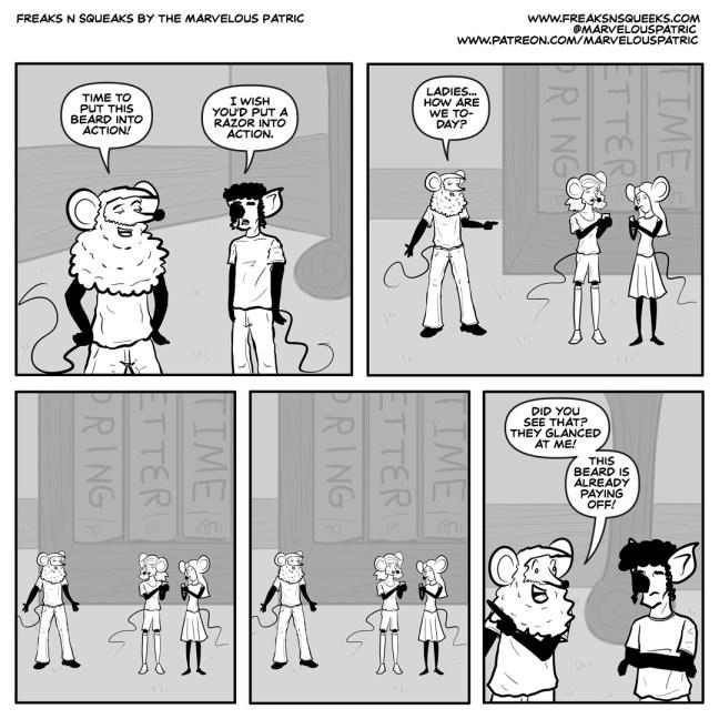 funny comics, comics, webcomics, comicstrips, furry, anthro, beards
