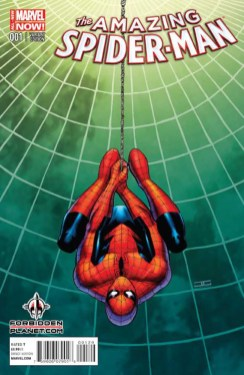 ASM #1 Variant Cover by John Cassady