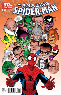 ASM #1 Variant Cover by Kevin Maguire