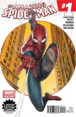 ASM #1 Variant Cover by Adi Granov