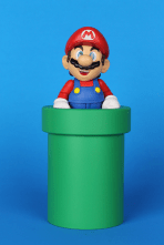 Mario LOVES The Sewer!