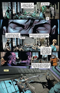 Page 2 of Warlord of Mars #0