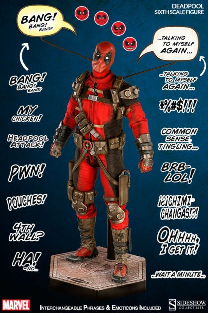 Hot Toys' Deadpool