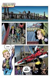 Argonauts #1, Page 5