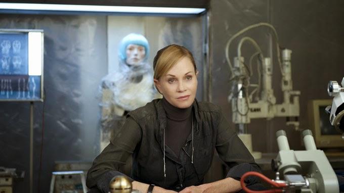 Melanie Griffith in Automata