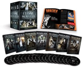 Universal Pictures Classic Monster Movies Collection