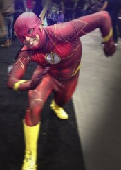 The Fastest Man Alive!