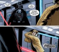 Vader vs. Luke