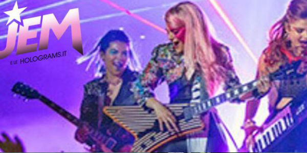 Still from the JEM movie