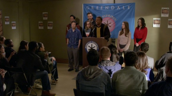 The Save Greendale Committee