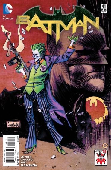 BATMAN #41 variant cover
