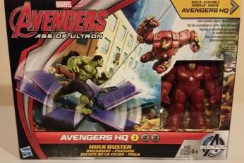 Avengers HQ 1 box