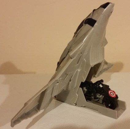 Cycle Blast Quinjet open for launch