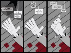 Pages from Hunter Black