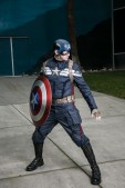 Captain America Cosplay from 2014's LBCC