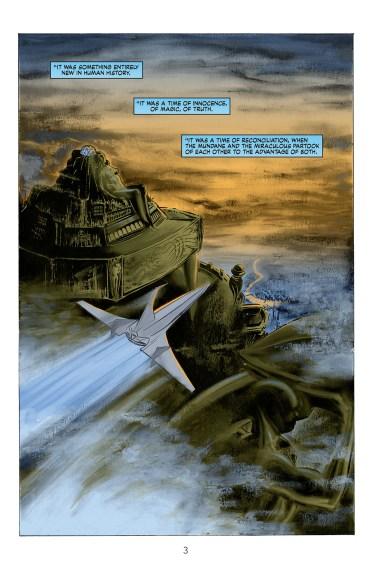 MIRACLEMAN BY GAIMAN & BUCKINGHAM #1 page 1