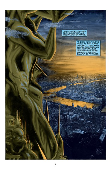MIRACLEMAN BY GAIMAN & BUCKINGHAM #1 page 2