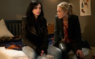 Jessica Jones and Trish Walker