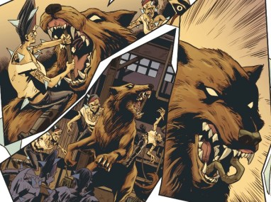 FABLES: THE WOLF AMONG US page 4