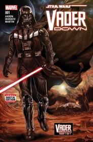 STAR WARS: VADER DOWN #1 cover
