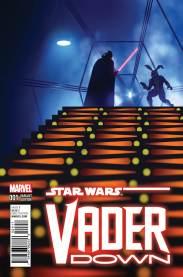 STAR WARS: VADER DOWN #1 Chip Zdarsky variant cover