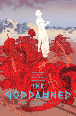 THE GODDAMNED #1 cover