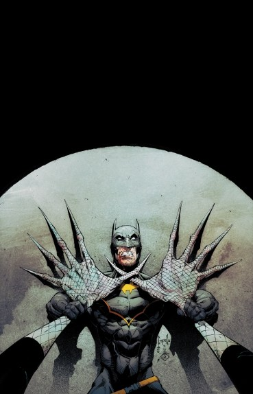 BATMAN #47 cover