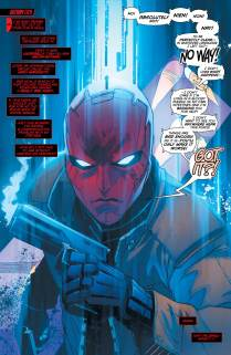 RED HOOD/ARSENAL #7 page 1