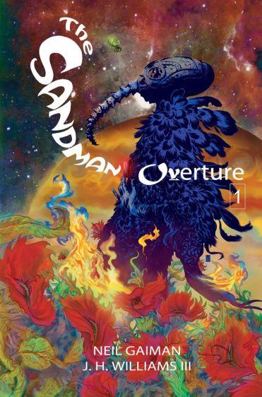 SANDMAN: OVERTURE #1 cover