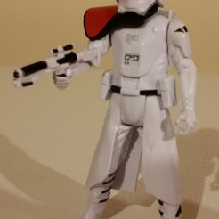 First Order Snowtrooper Officer 1