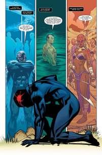 BLACK PANTHER #1 page 1