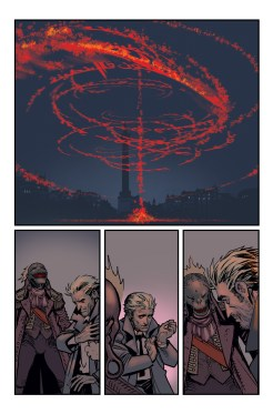 THE HELLBLAZER: REBIRTH #1 page 10