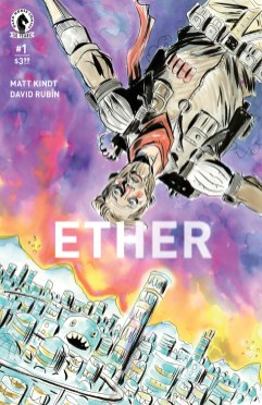 ETHER #1 variant cover