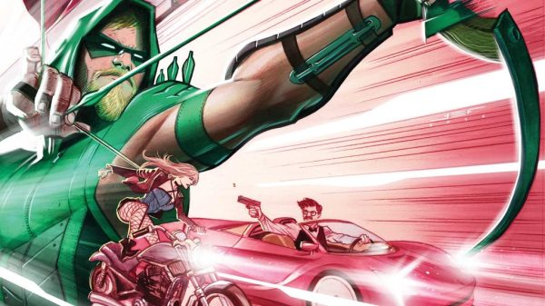 Exclusive Preview: GREEN ARROW #11 - Freaksugar