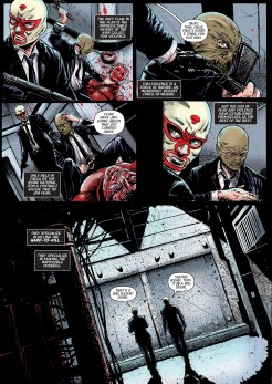 Page from Pig House