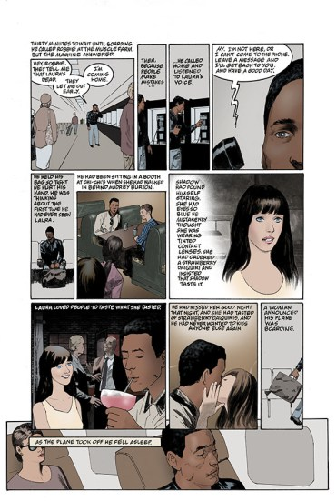 AMERICAN GODS: SHADOWS #1 page 15