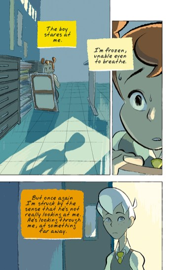SPACE BOY Volume 2 page 22