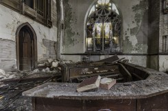 Buffalo Abandoned Church