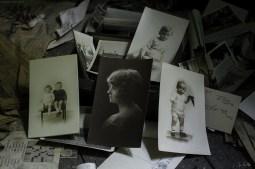 Abandoned house photography