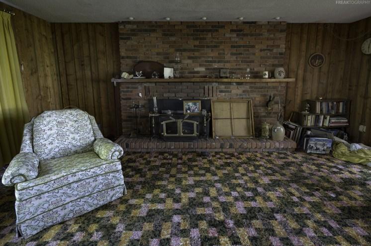 Ontario Abandoned House Photography Urban Exploration