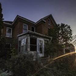 Abandoned Ontario House
