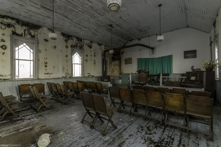 Abandoned Ontario Church