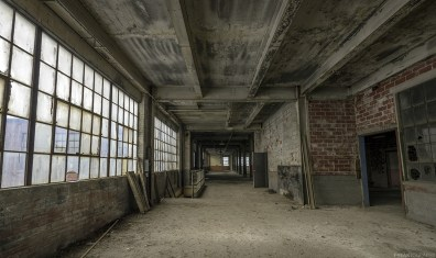 Ontario Abandoned Industrial Space