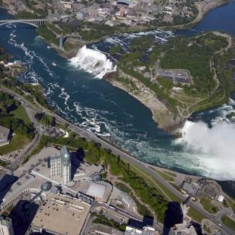 Niagara Falls Ontario Photograph